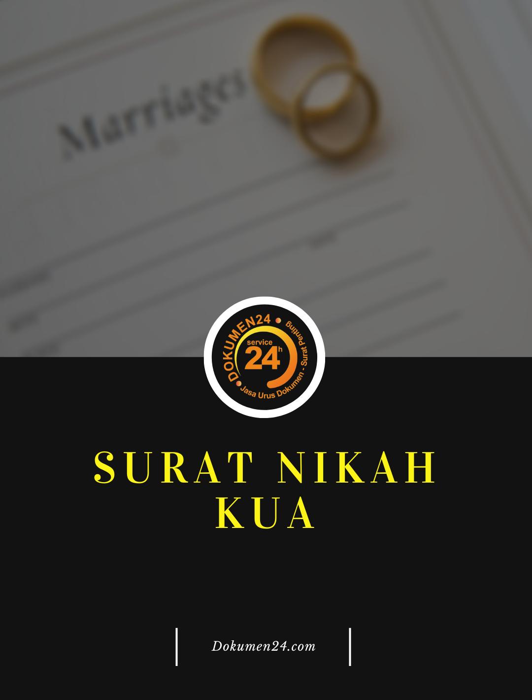 biro jasa surat nikah